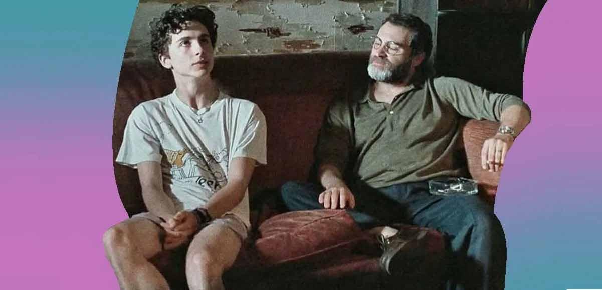 """Il discorso sull'amore di un padre a suo figlio nel film """"Chiamami col tuo nome"""""""