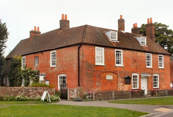 La casa di Jane Austen