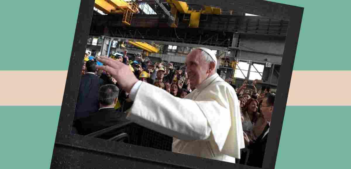 Le parole del papa sul lavoro e sui diritti dei lavoratori