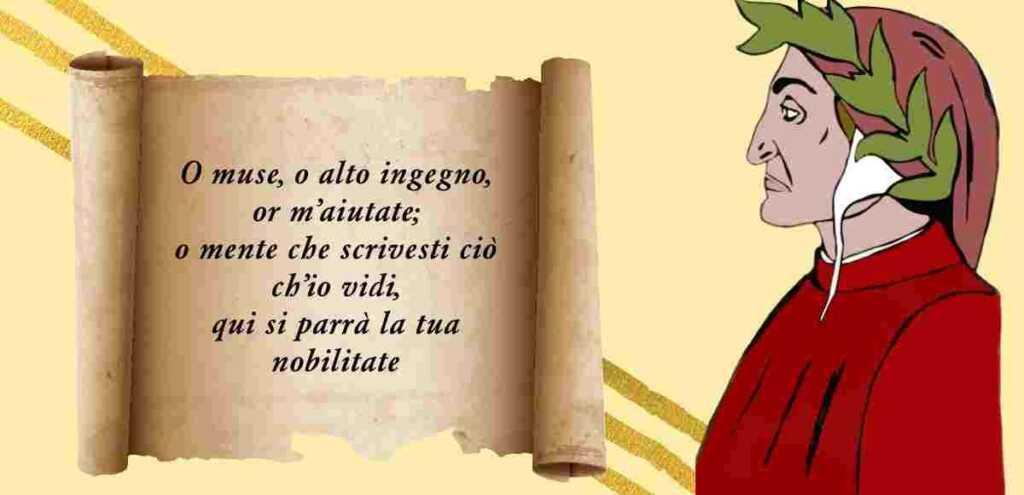 """Dante, il significato e l'utilizzo del verso """"Qui si parrà la tua nobilitate"""""""