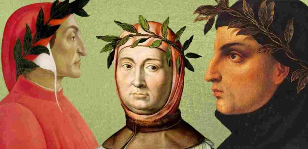 Perché Dante, Petrarca e Boccaccio sono i padri della letteratura italiana