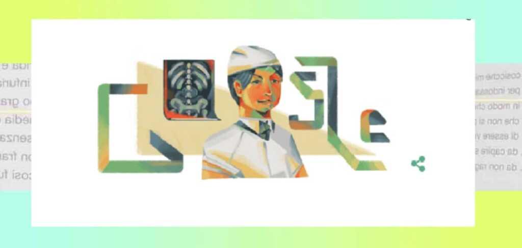 Chi è Vera Gedroits, la donna russa a cui Google dedica il doodle oggi
