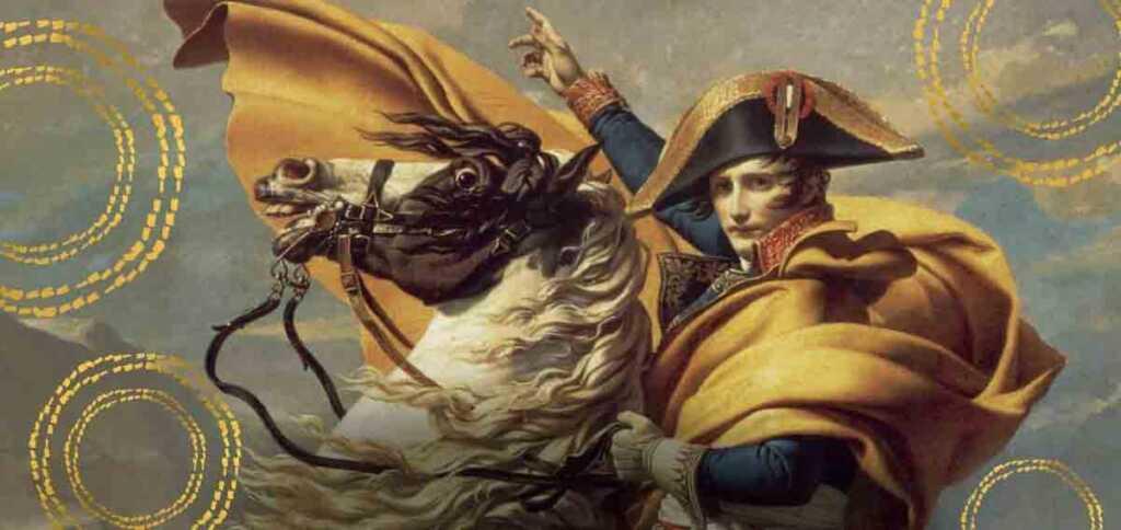 Napoleone Bonaparte, 5 curiosità sul generale francese