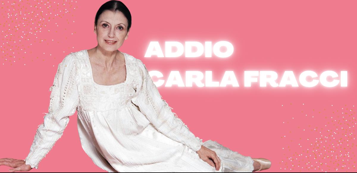 Carla Fracci cover