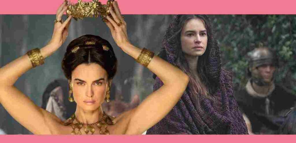 """""""Domina"""", la nuova serie Sky sulle donne dell'antica Roma"""