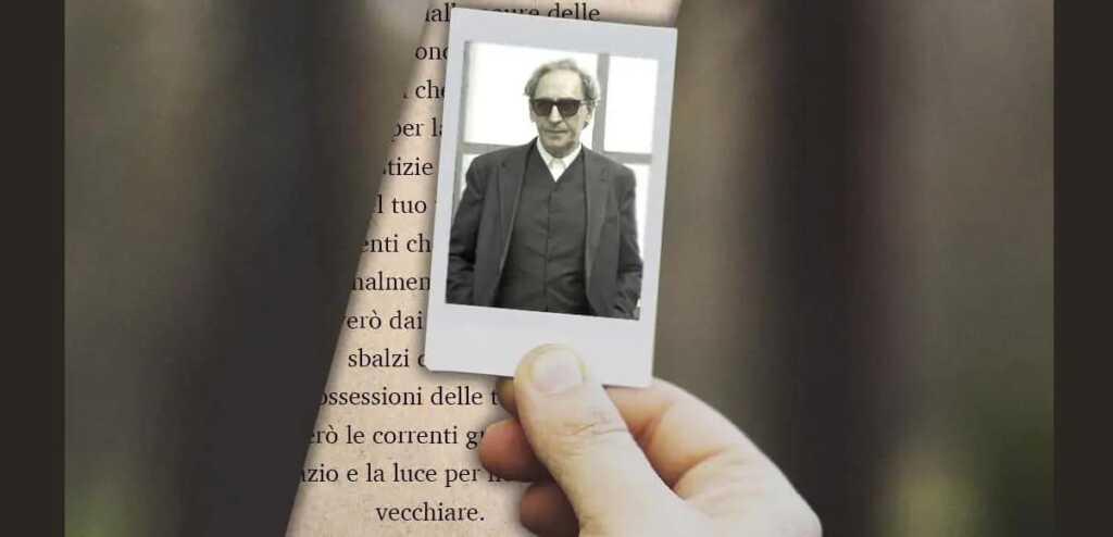 """""""La cura"""" di Franco Battiato, la canzone che celebra l'Amore universale"""