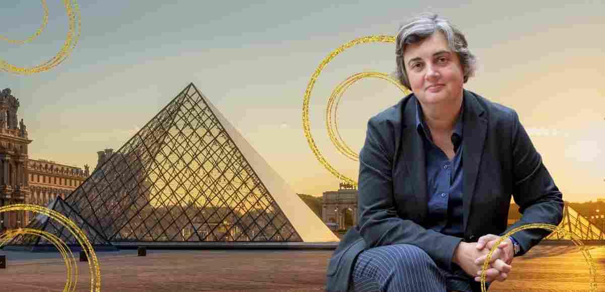 Laurence Des Cars è la prima donna a dirigere il Louvre