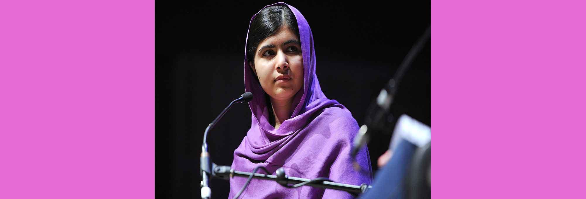 Malala, il discorso al Nobel che tutti dovrebbero leggere
