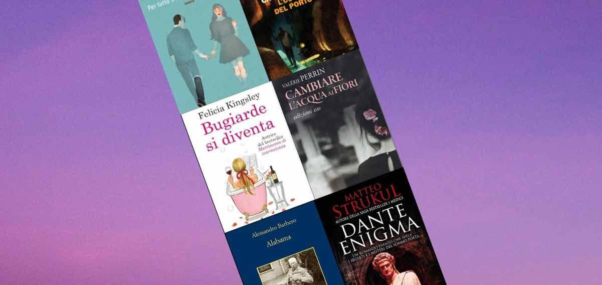 I 10 libri più venduti della settimana, podio tutto femminile
