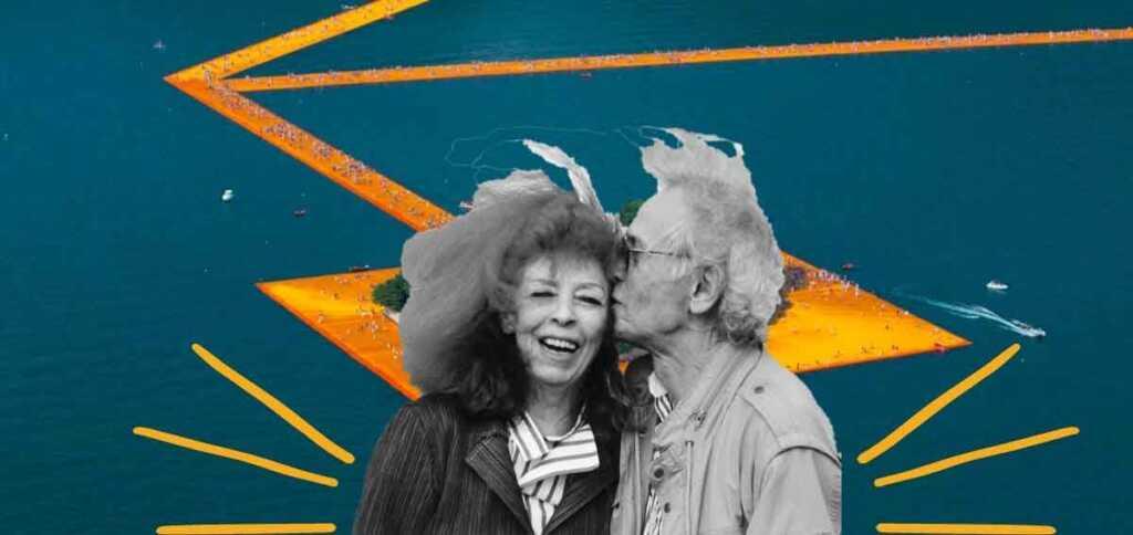 Galeotta fu l'arte, la storia d'amore tra Christo e Jeanne Claude