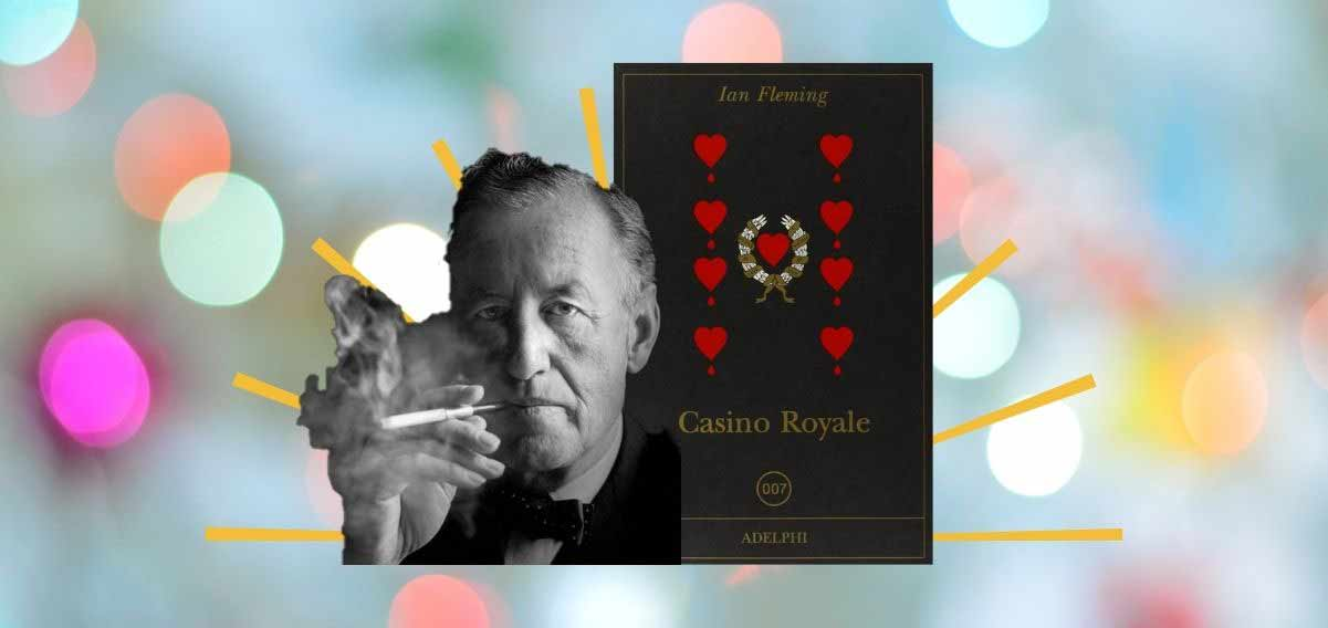 """Casino Royale"" di Ian Fleming, il papà di James Bond"