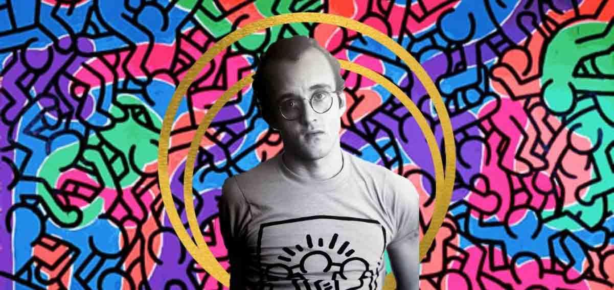 Keith Haring, le 5 opere d'arte più famose