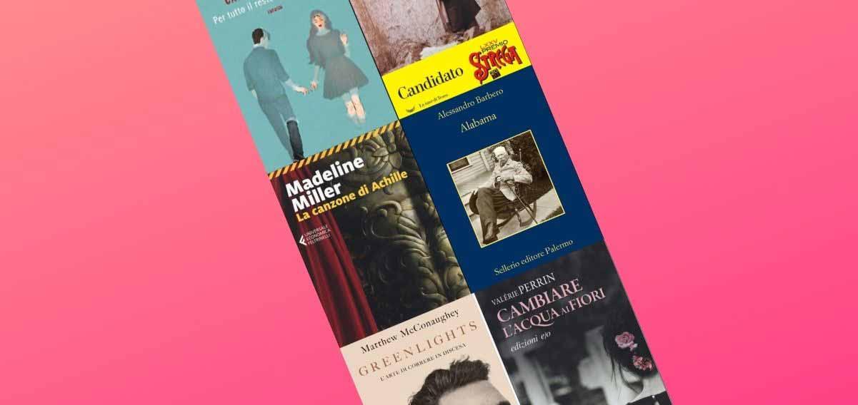 Classifica dei libri più venduti della settimana, prima Camilla Boniardi