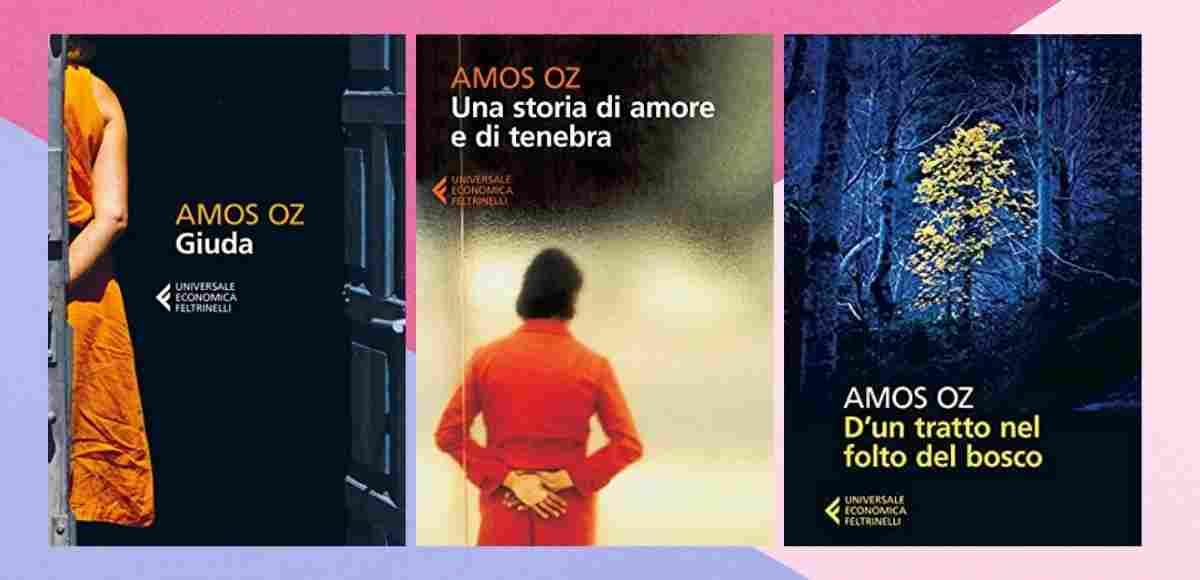 Amos Oz, 3 libri imperdibili dello scrittore Israeliano