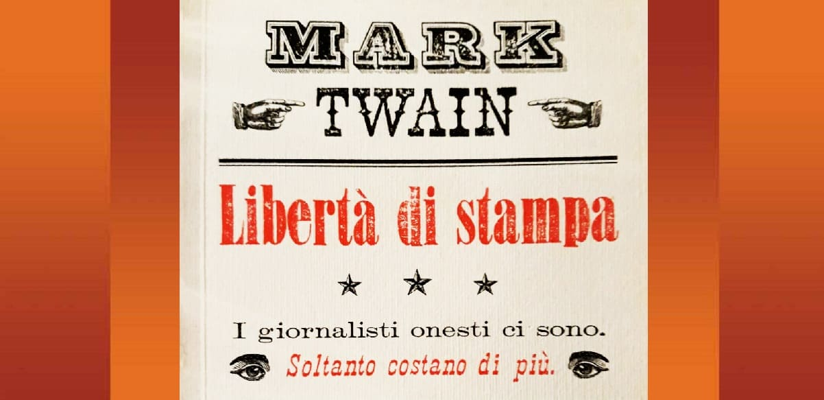 "Fedez, Amedeo e ""Il privilegio dei morti"" di Mark Twain"