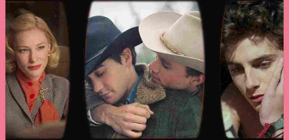 I Film su storie LGBT da guardare assolutamente