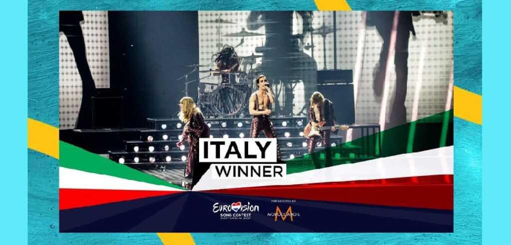 I Maneskin vincono l'Eurovision. Trionfo Italia dopo 31 anni