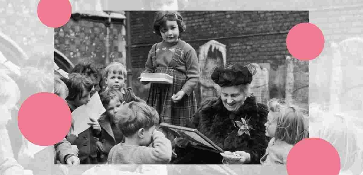 Empatia e disciplina: l'insegnamento per Maria Montessori