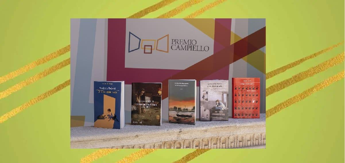 Premio Campiello 2021, la cinquina finalista