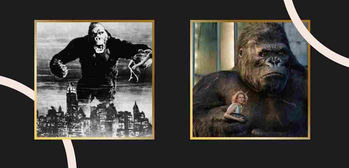King Kong, aneddoti e simbologie legati ai diversi film