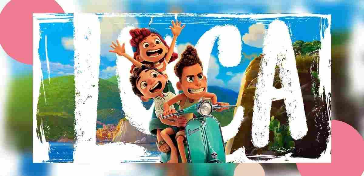 """""""Luca"""", 5 ragioni per amare il nuovo film della Pixar"""