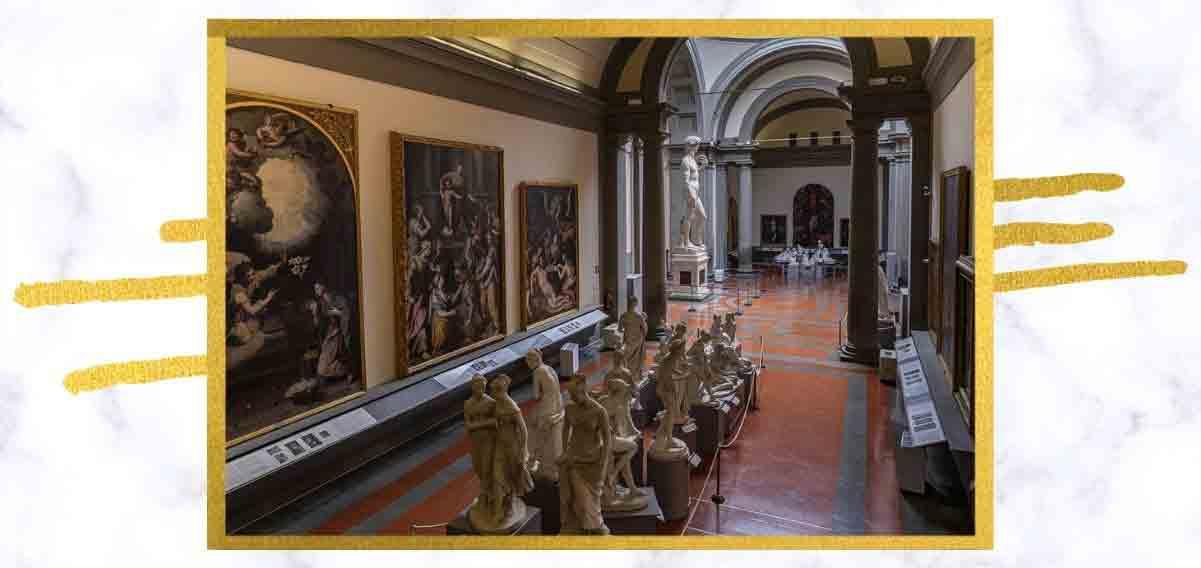 2 Giugno, apertura straordinaria della Galleria dell'Accademia di Firenze