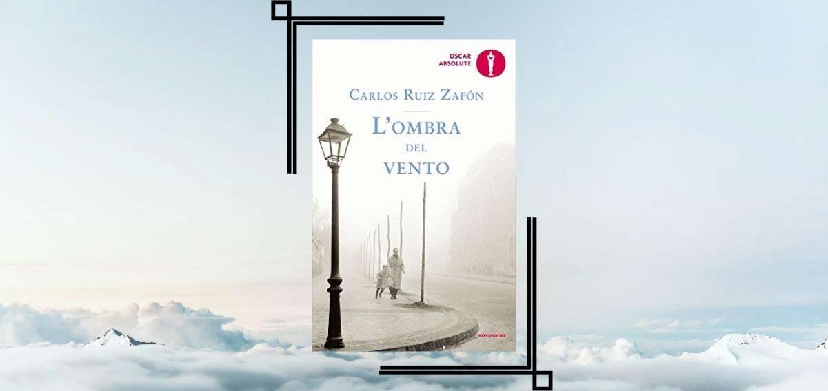 """""""L'ombra del vento"""", il capolavoro di Carlos Ruiz Zafón"""