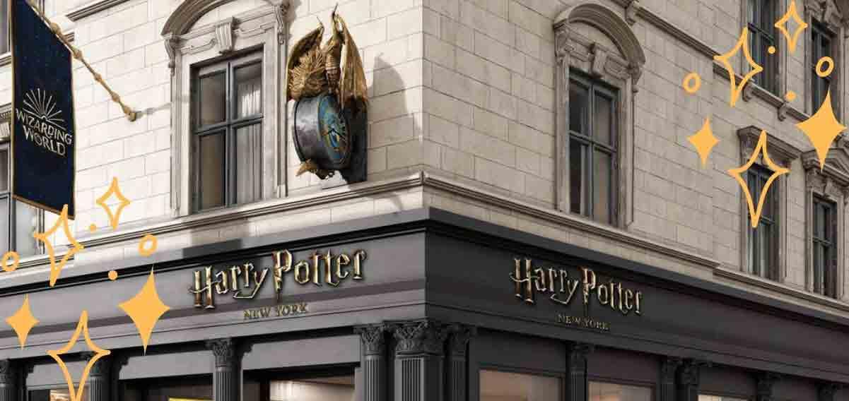 Harry Potter, apre a New York il megastore più grande al mondo