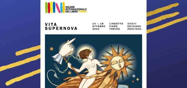 """""""Vita Supernova"""", il Salone del Libro di Torino riapre al pubblico"""