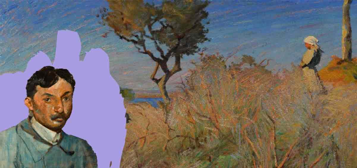 """Mario Puccini, il """"Van Gogh involontario"""" in mostra a Livorno"""