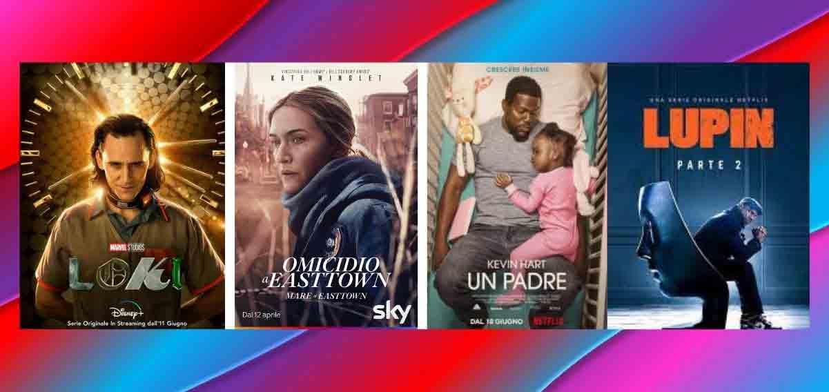 5 serie tv e film da vedere questo fine settimana