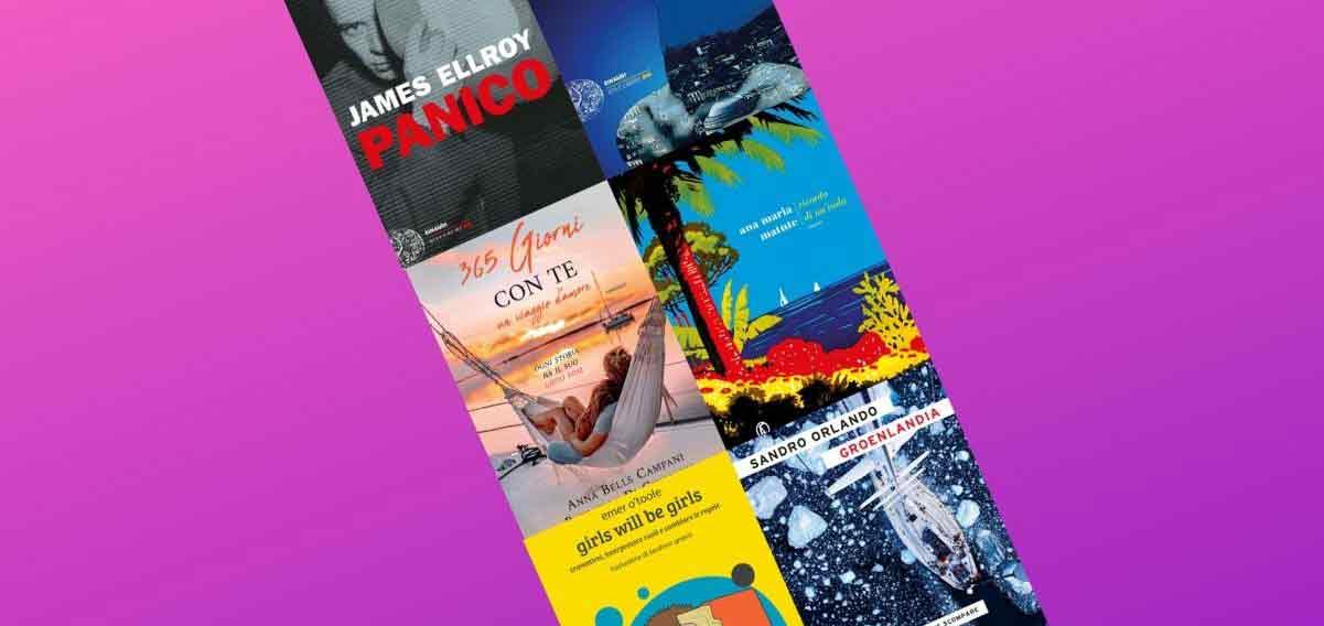 I 10 libri in uscita a luglio 2021 da leggere assolutamente