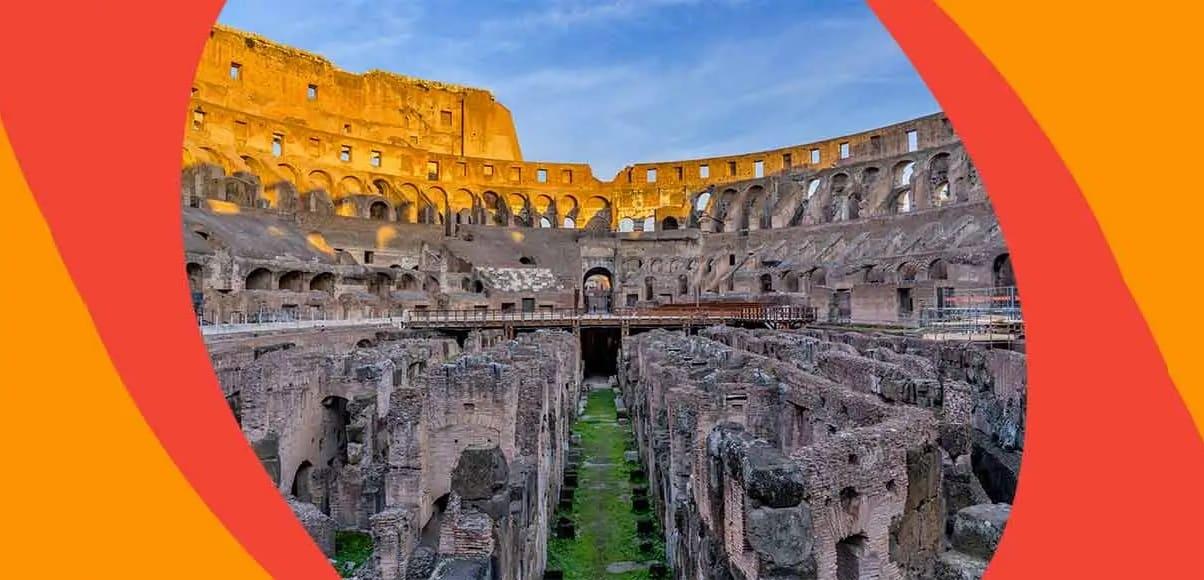 Colosseo, il percorso degli ipogei apre al pubblico