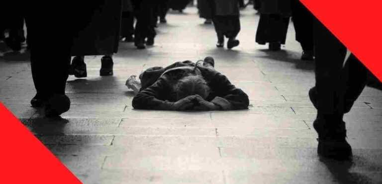 Perché l'indifferenza è un male della società di oggi