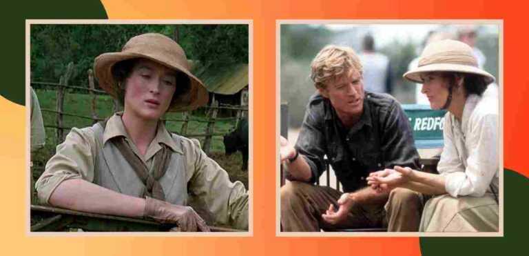 """""""La mia Africa"""", 5 cose da sapere sul film con Meryl Streep"""