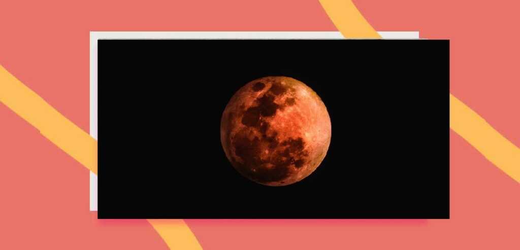 """Superluna giugno 2021, quando vederla e perché si chiama """"di fragola"""""""