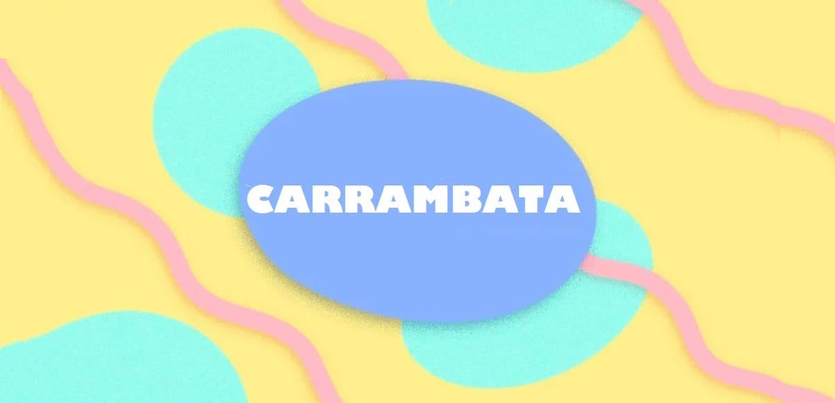 """""""Carrambata"""", origine e significato del neologismo"""