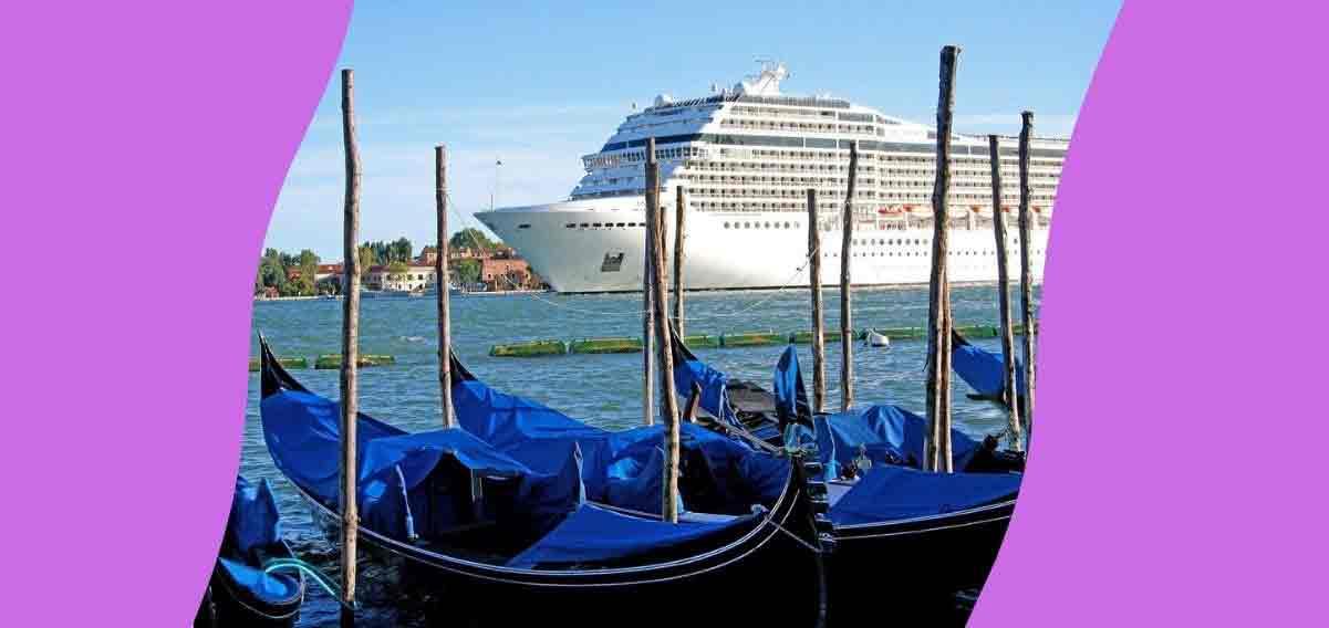 Grandi Navi, dal 1 agosto divieto di transito nella laguna di Venezia