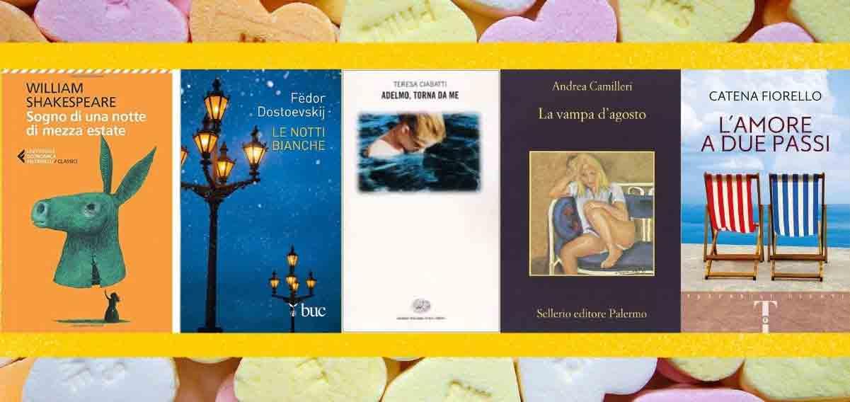 5 libri da leggere con protagoniste storie d'amore estive