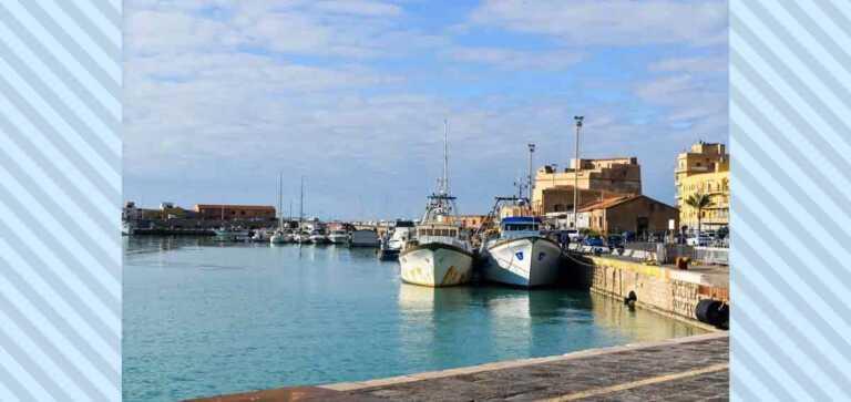 Porto Empedocle, i luoghi da visitare del Commissario Montalbano