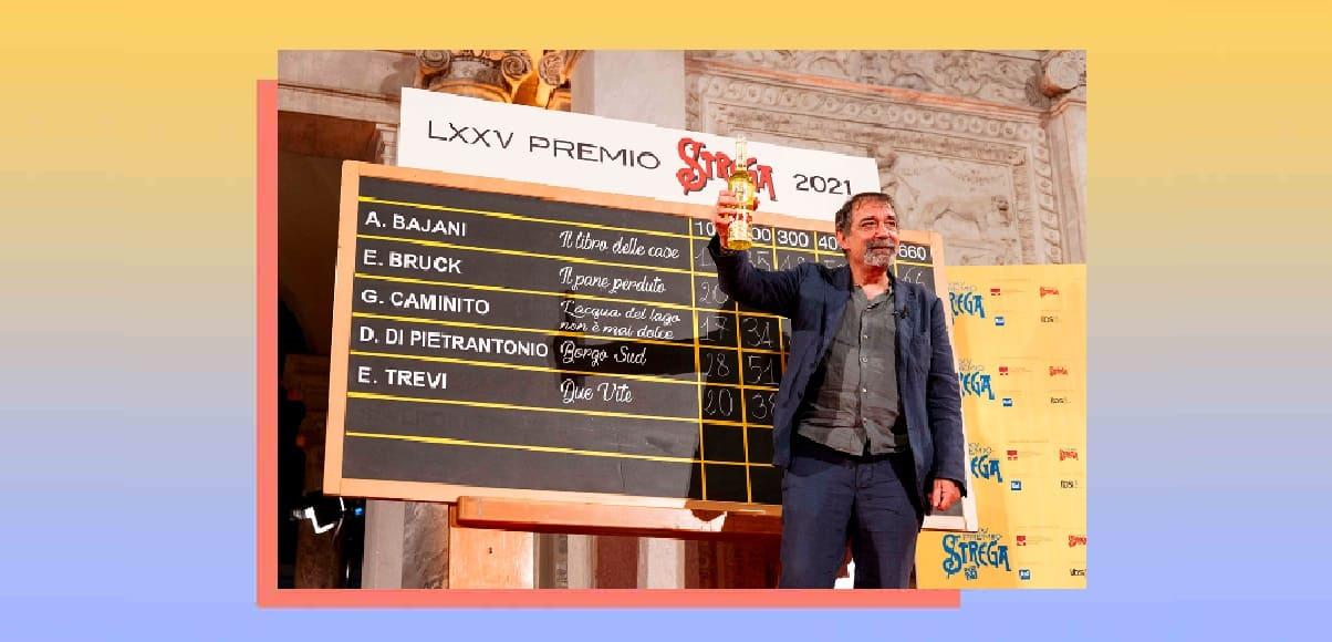 Emanuele Trevi vince il Premio Strega 2021
