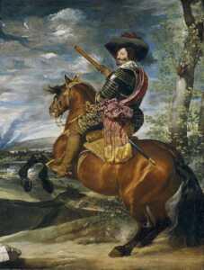 800px Velazquez Conde Duque de Olivares Museo del Prado 1634 35