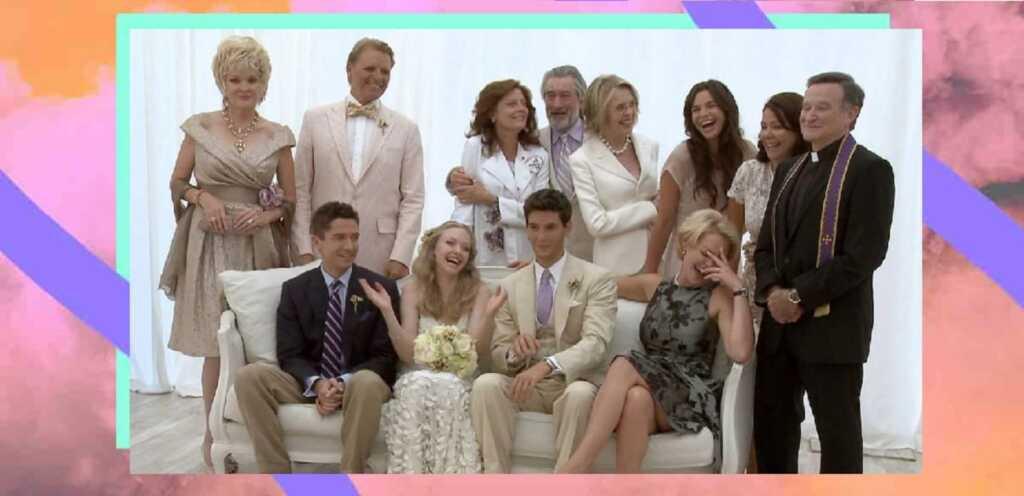 Big Wedding, una commedia d'amore con un cast d'eccezione