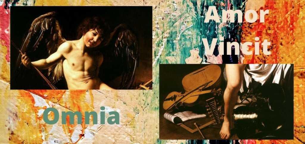 """""""Amor vincit omnia"""" di Caravaggio, il trionfo dell'amore sulle arti"""