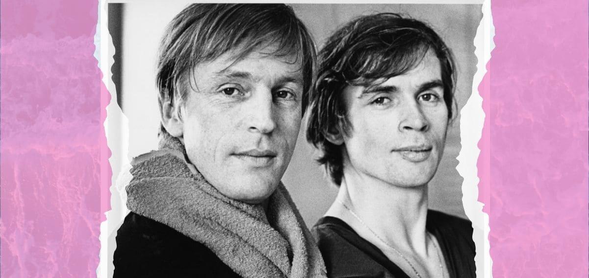 Rudolf Nureyev ed Erik Bruhn, un amore a passo di danza