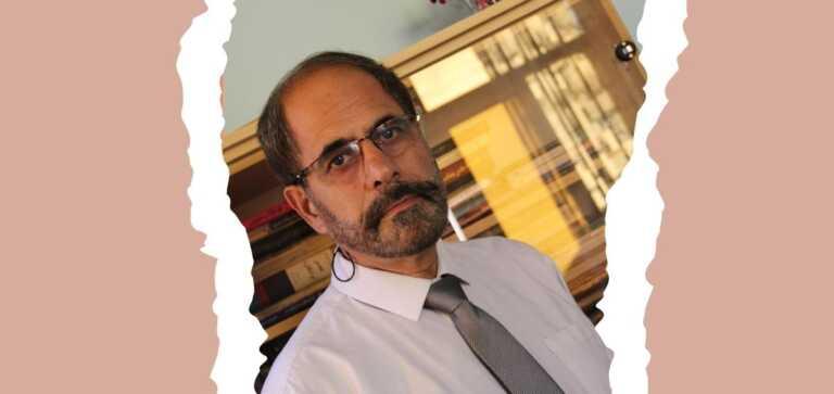 Rahraw Omarzad, l'artista afghano accolto in Italia