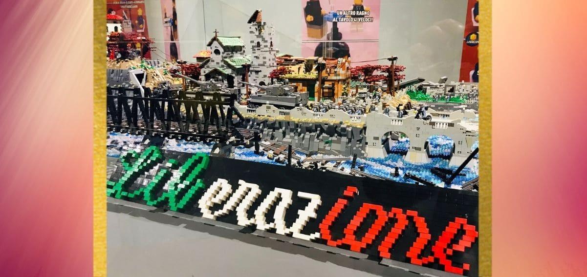 I love Lego, la mostra dedicata ai mitici mattoncini sbarca a Firenze
