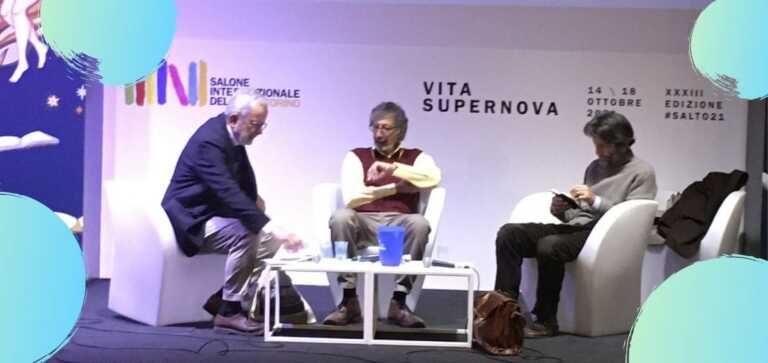 Al Salone del Libro di Torino l'omaggio a Daniele Del Giudice