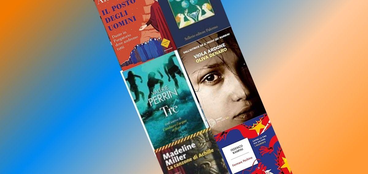 I 10 libri più venduti della settimana: Valérie Perrin ritorna in testa, novità Cazzullo
