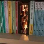 I fermalibri dell'artista giapponese che aprono mondi tra i libri